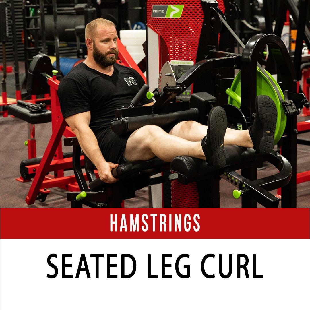 Hamstring Seated Leg Curl