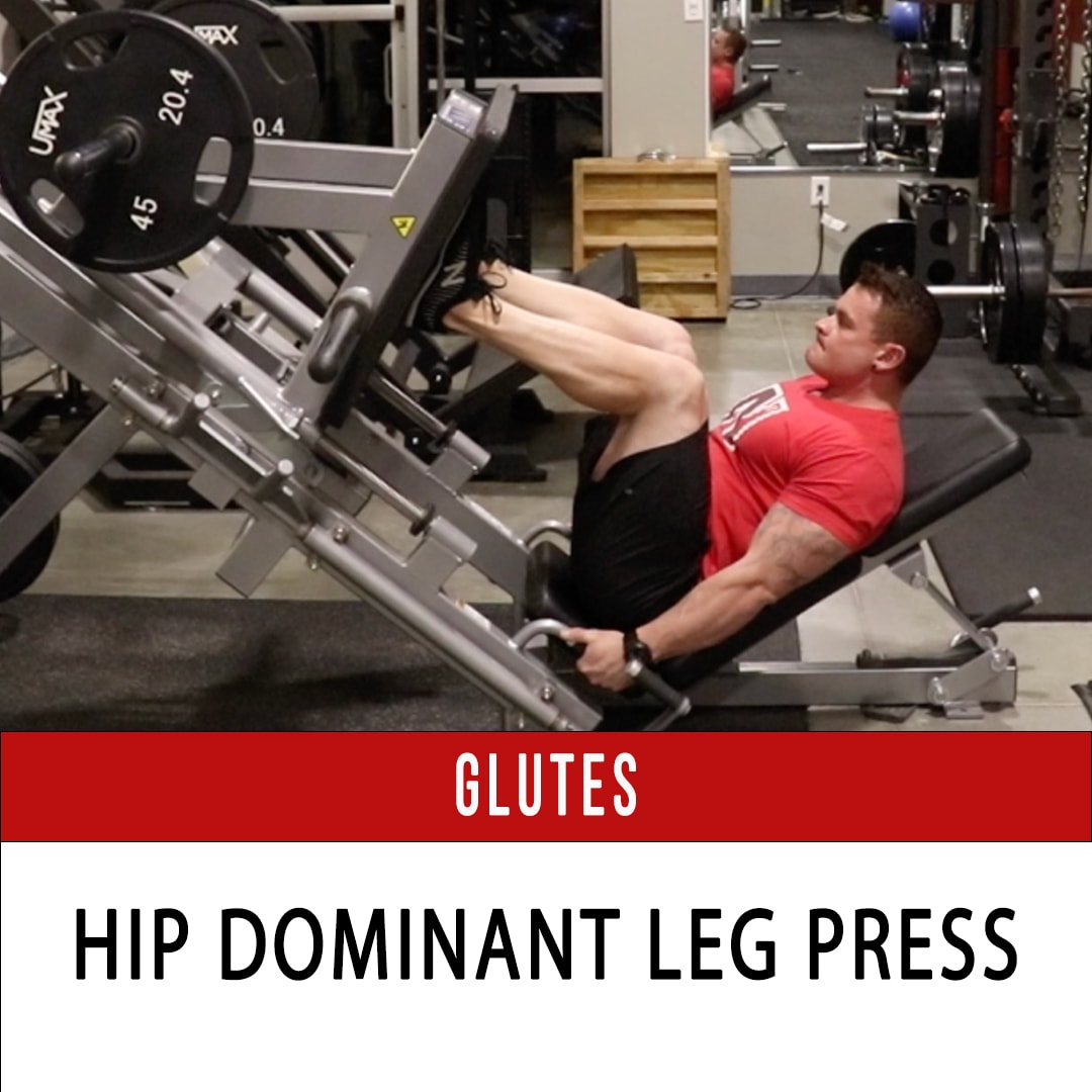 Glute Dominant Leg Press