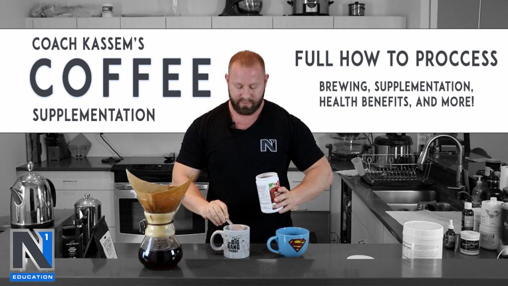 Coach Kassem's Morning Coffee Ritual