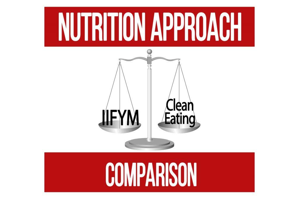 IIFYM vs Clean Eating