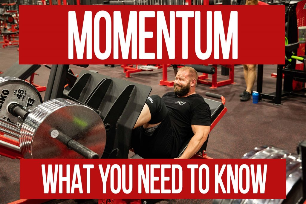 Momentum: Proper Application for Resistance Training
