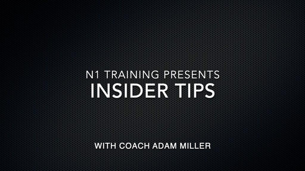 N1 Insider Tip #25 Balancing Client Wants VS Needs
