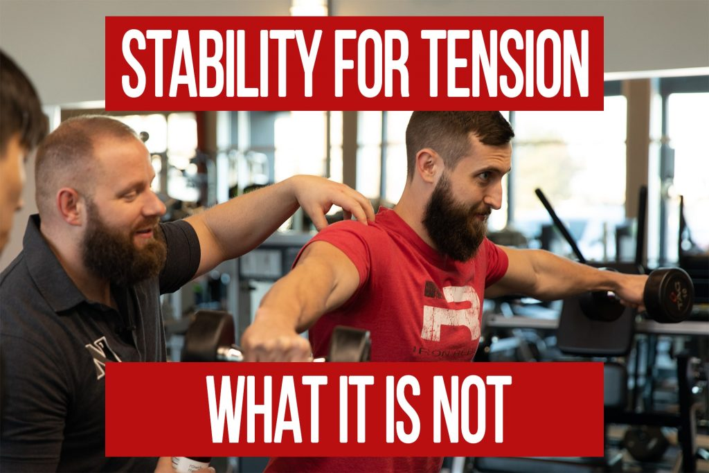 Stability for Muscular Tension: What It Is Not