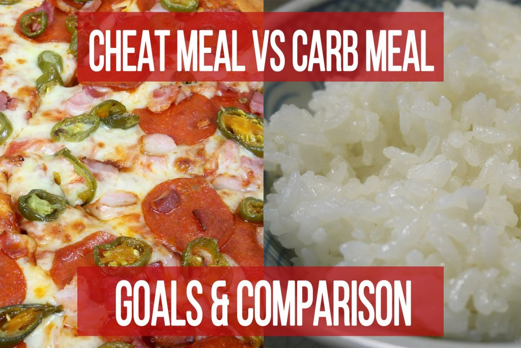 Carb Load VS Cheat Meal