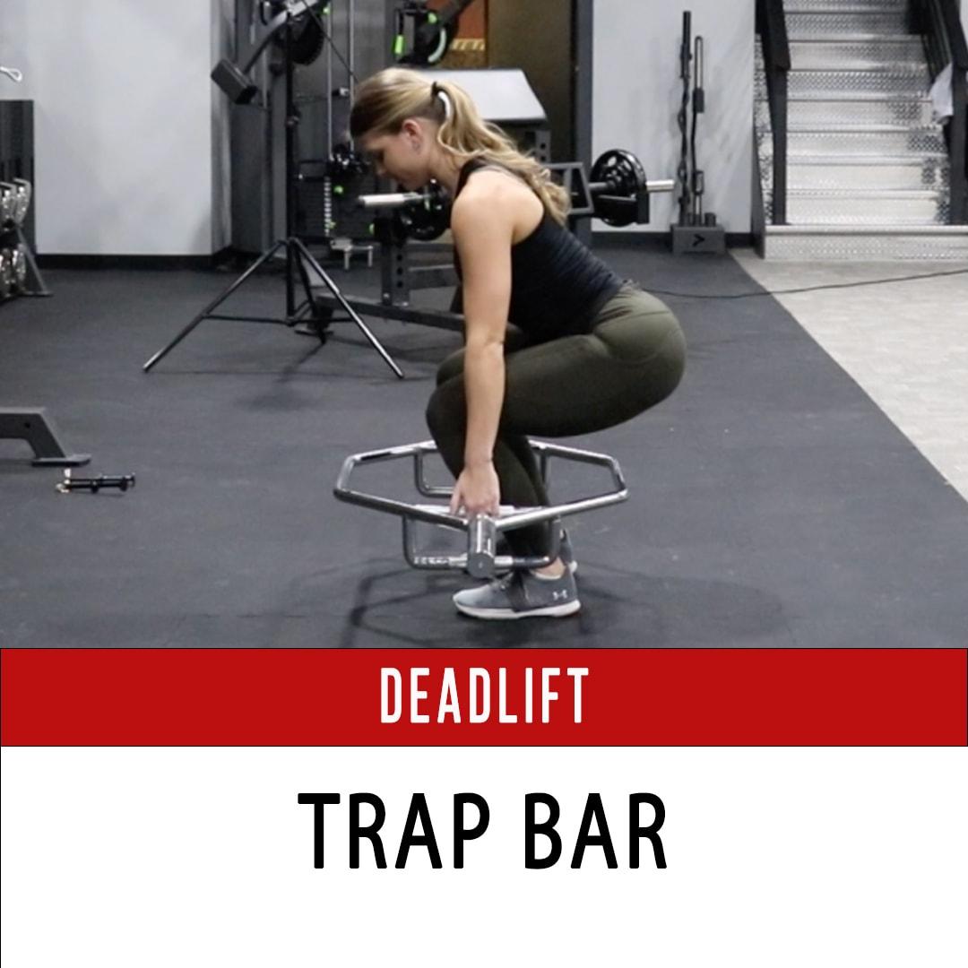 Trap Bar Deadlift
