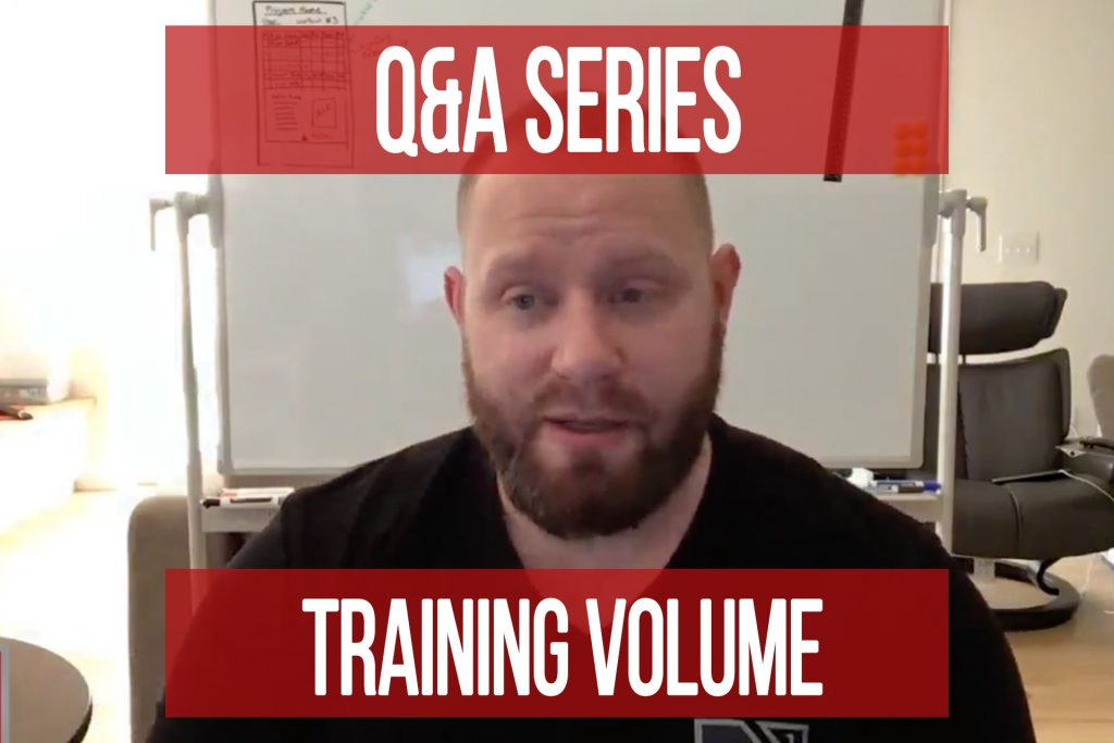 Q&As – Understanding Volume