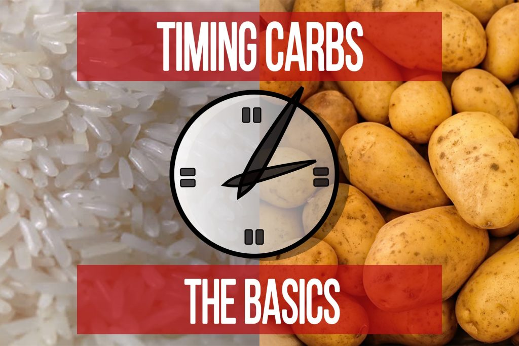 Timing Your Carbohydrates – The Basics