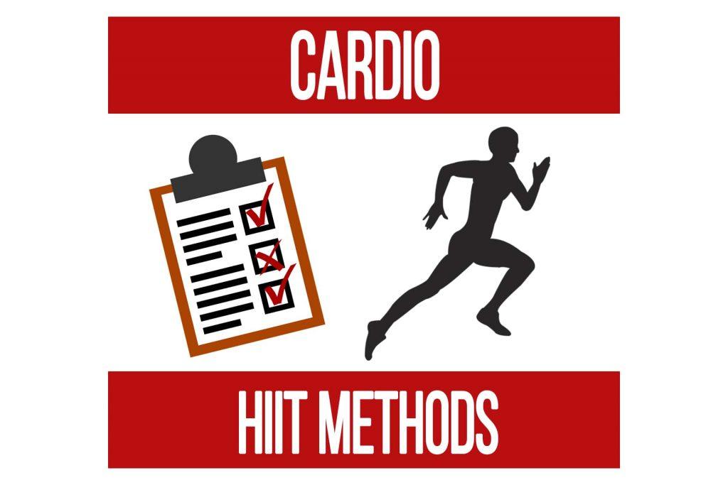 Cardio – HIIT Method Selection