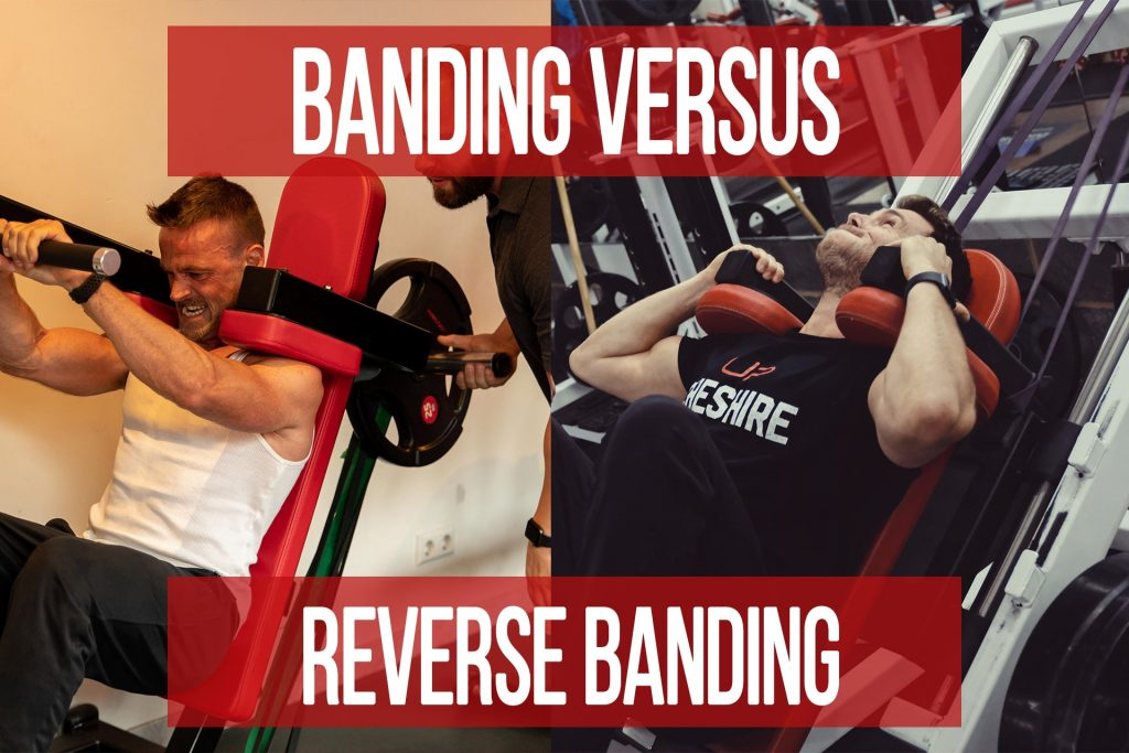 Banding Exercises vs Reverse Banding Application
