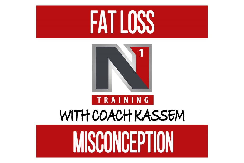 Fat Loss Misconception