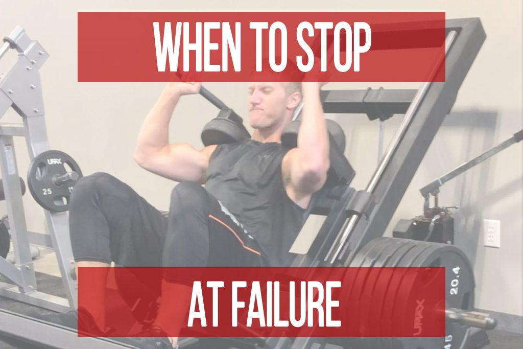 Stop at Failure for Neurological Goals