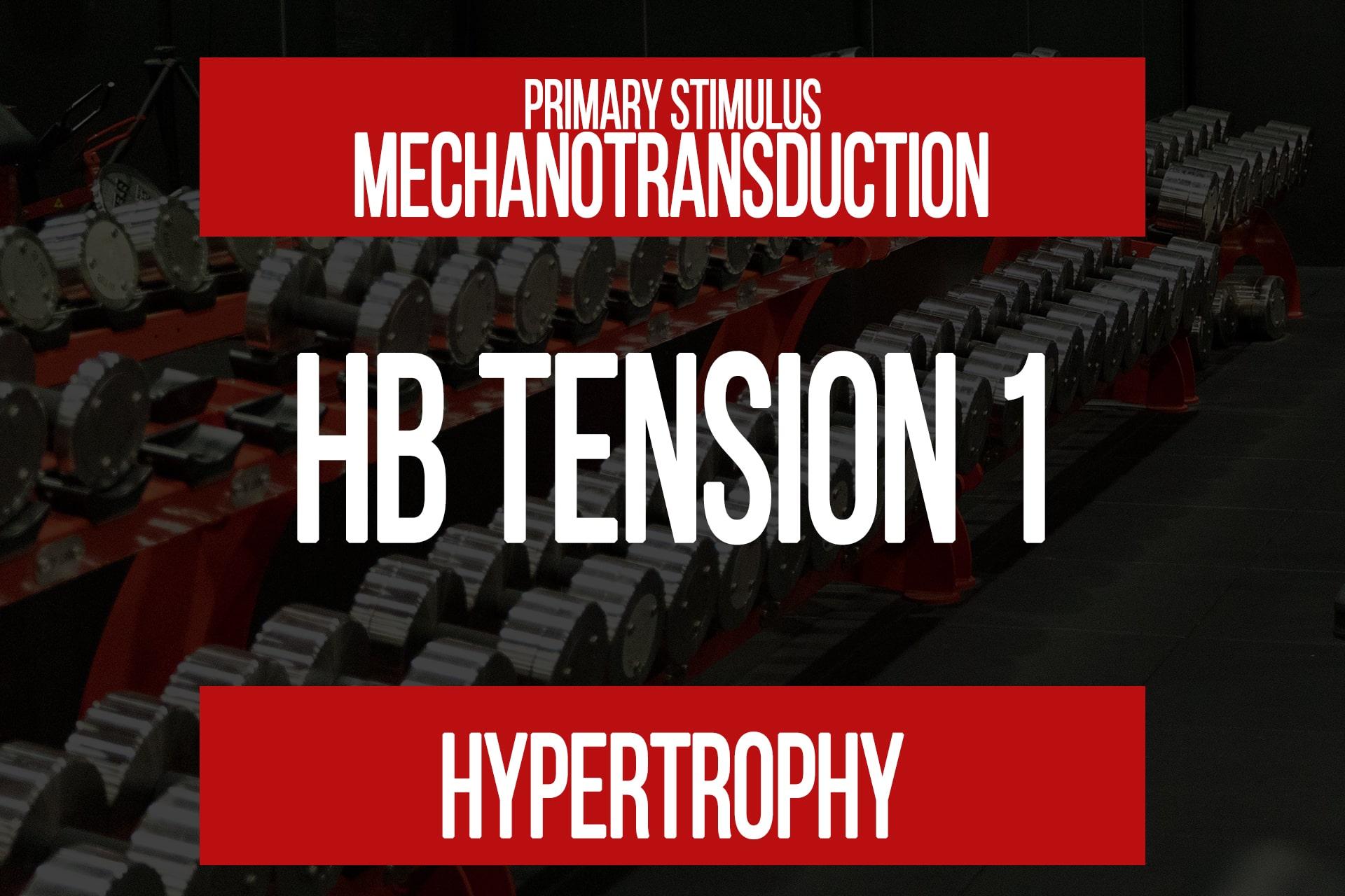 HB Tension 1