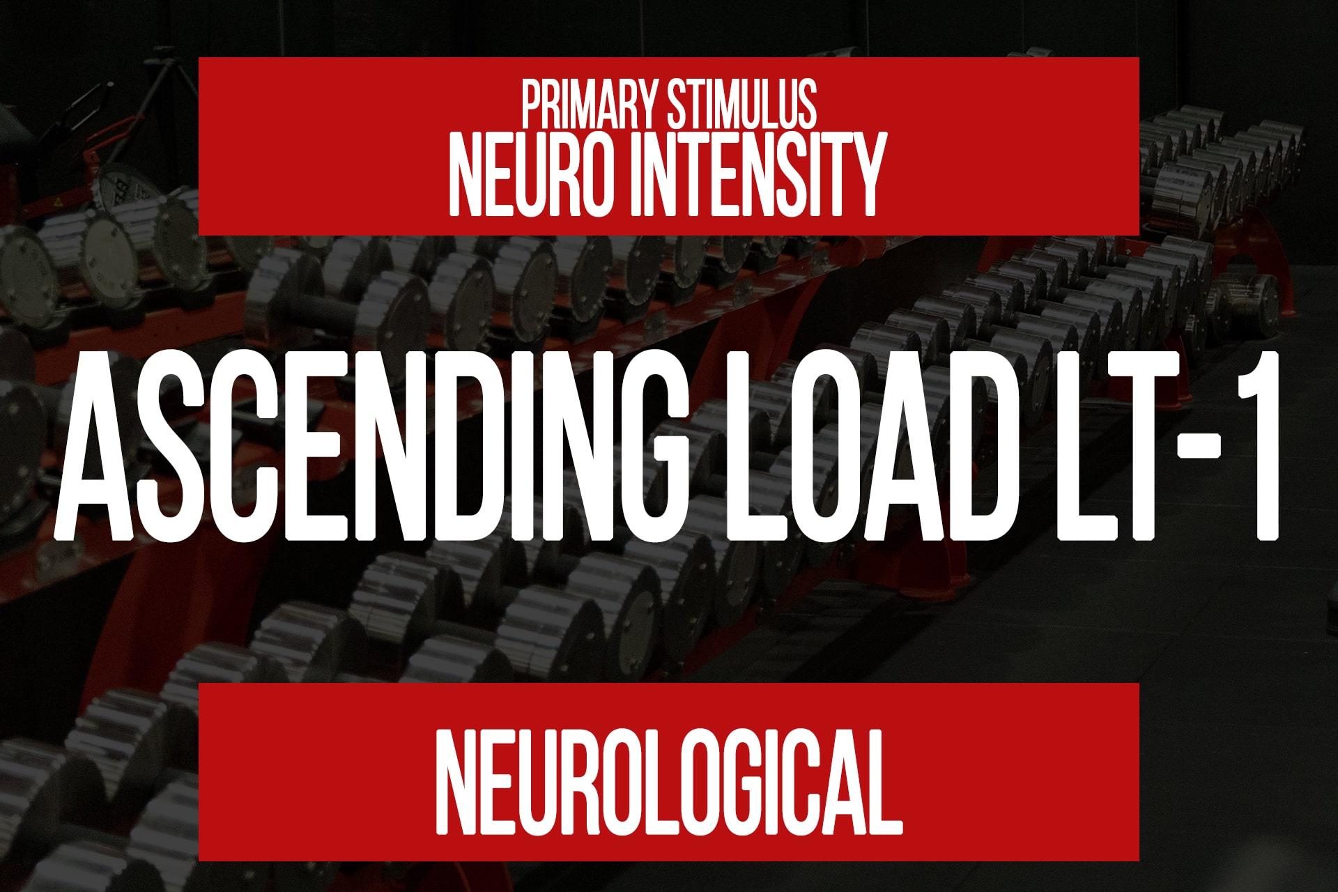 Ascending Load LT-1