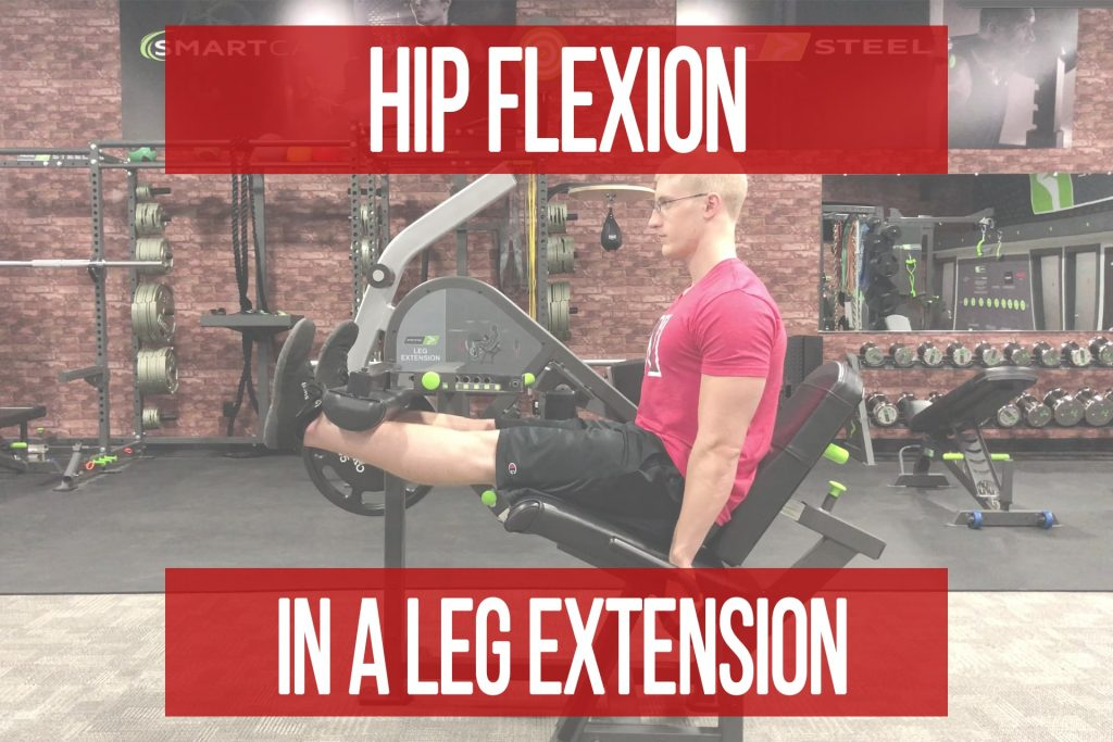 How to Choose Hip Flexion in a Leg Extension