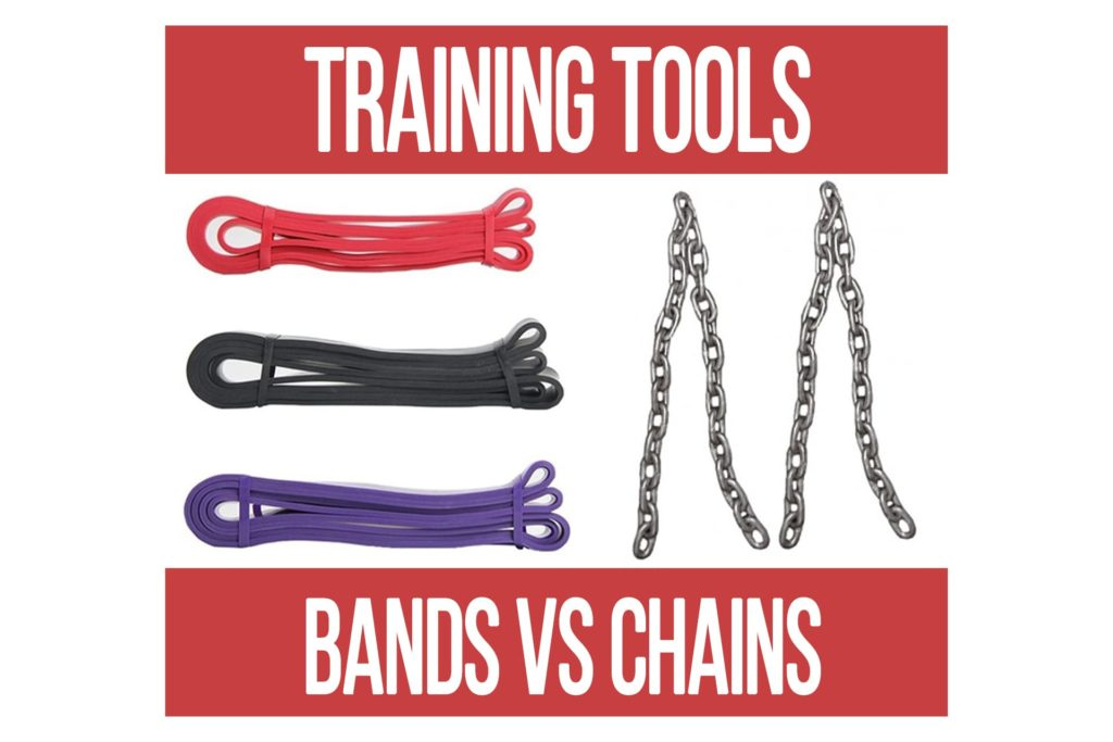 Bands VS Chains