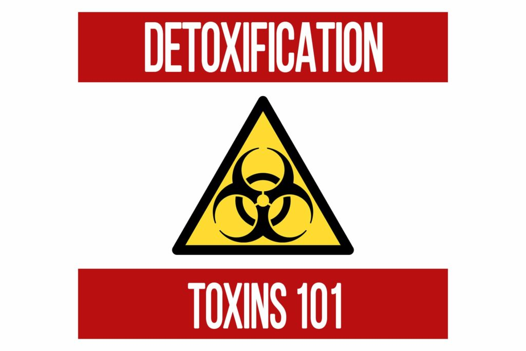 Toxins & Detoxification 101
