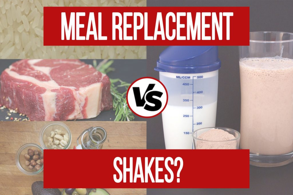 Meal Replacement Shakes