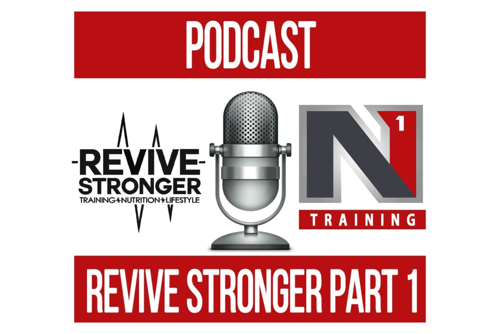 Podcast: Revive Stronger Part 1