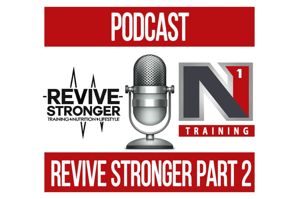 Podcast: Revive Stronger Part 2