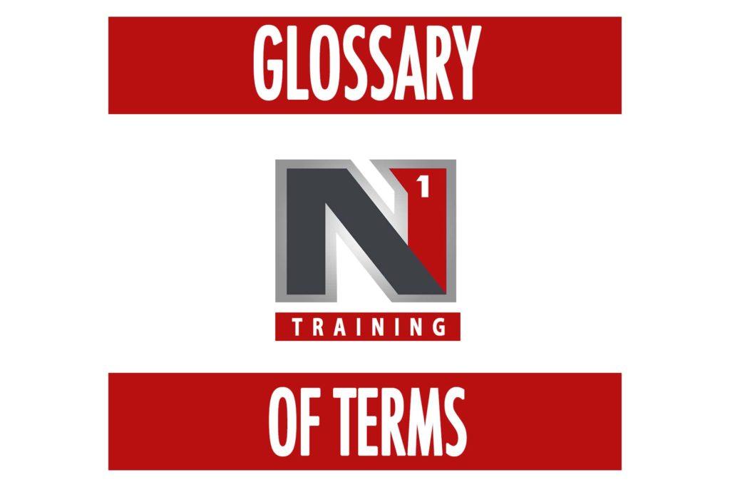 N1 Glossary