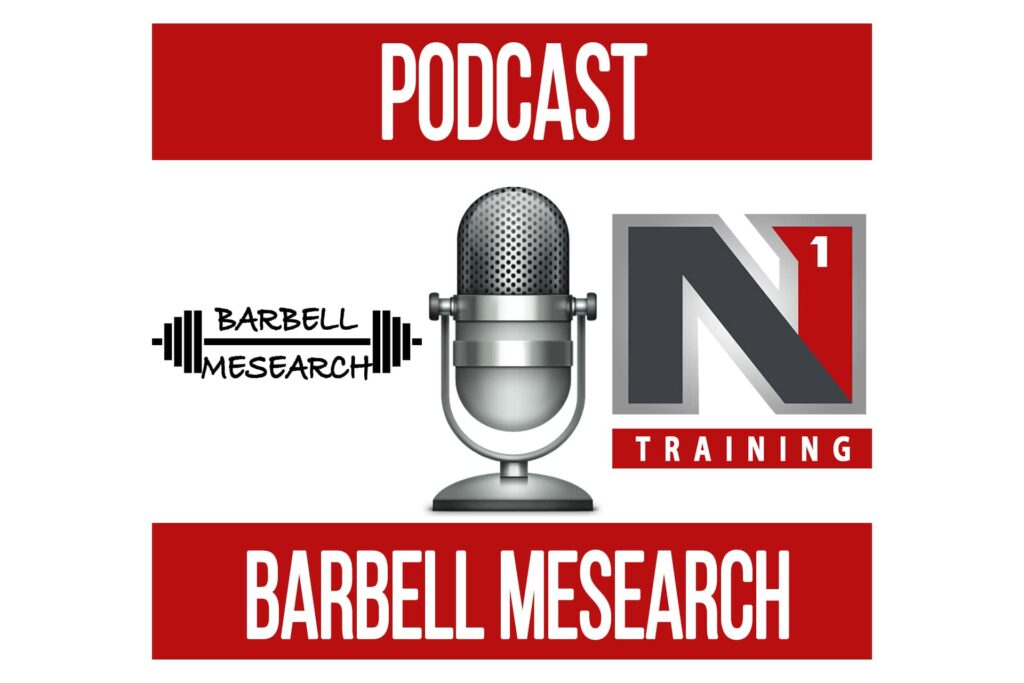 Podcast: Barbell Mesearch