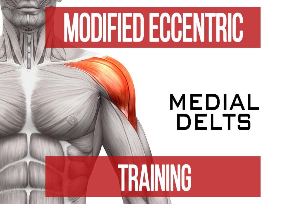Modified Eccentric Training: DB Lateral Raise