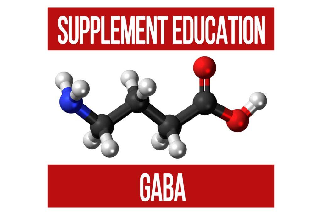 Supplement Education: GABA