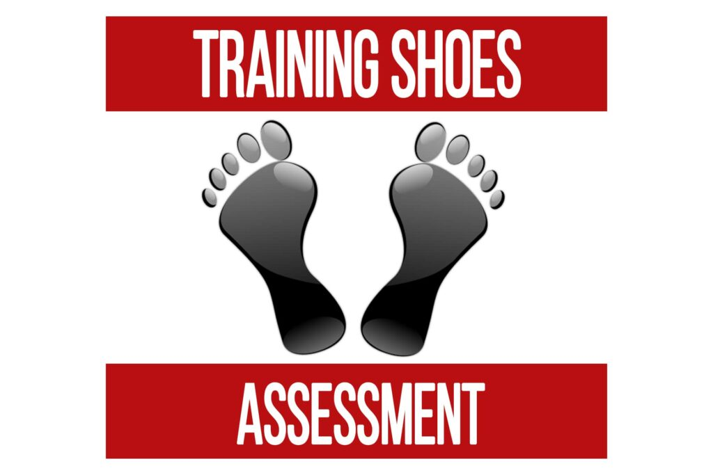 What Shoe to Train In?