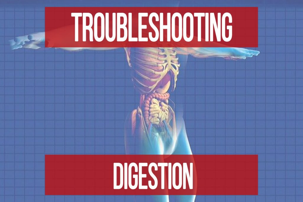 Troubleshooting Digestion: Basic Tips & Action Steps