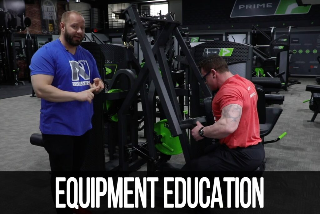 Equipment Education: Hybrid Seated Row
