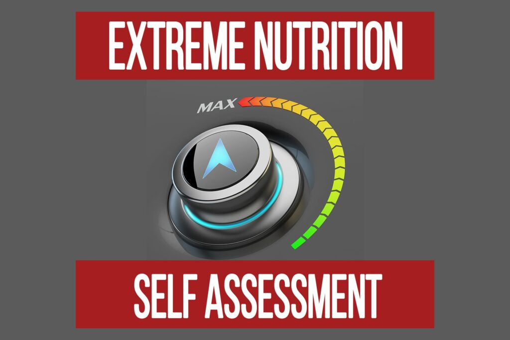 Nutrition Assessment Using Extremes