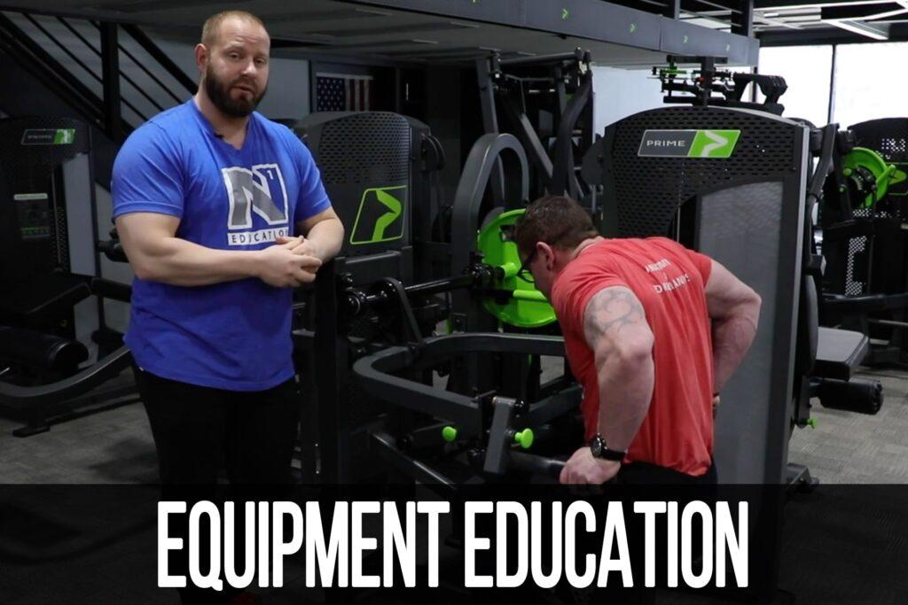 Equipment Education: Dip Machine