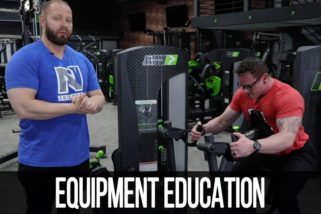 Equipment Education: Evolution Row