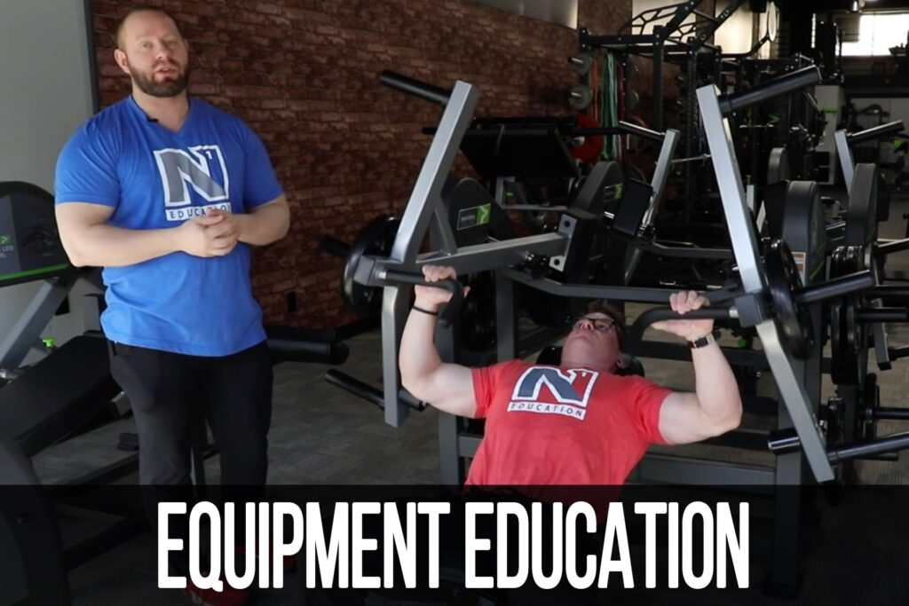 Equipment Education: Plate Loaded Incline Press