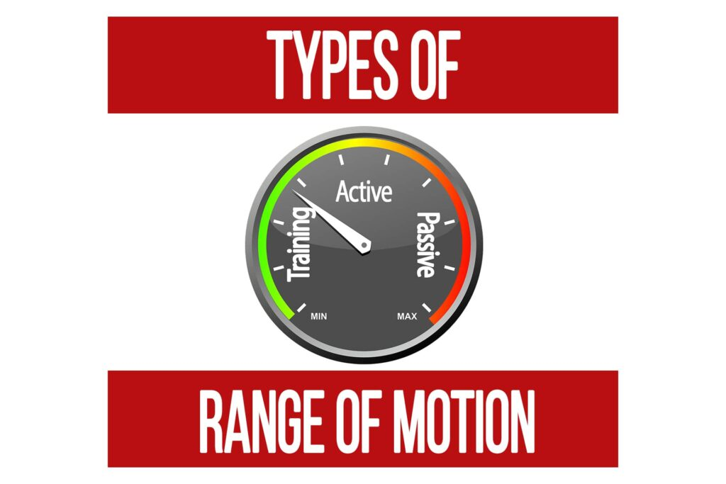 The 3 Main Types of Range of Motion