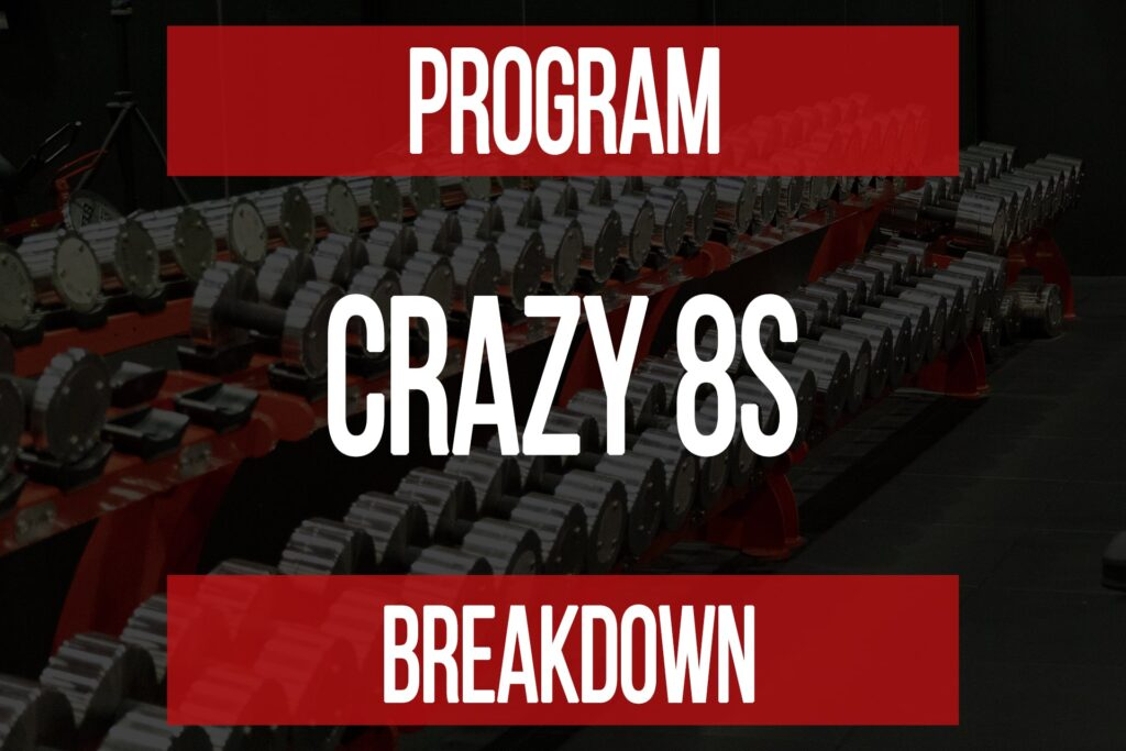 Program Breakdown: Crazy 8s