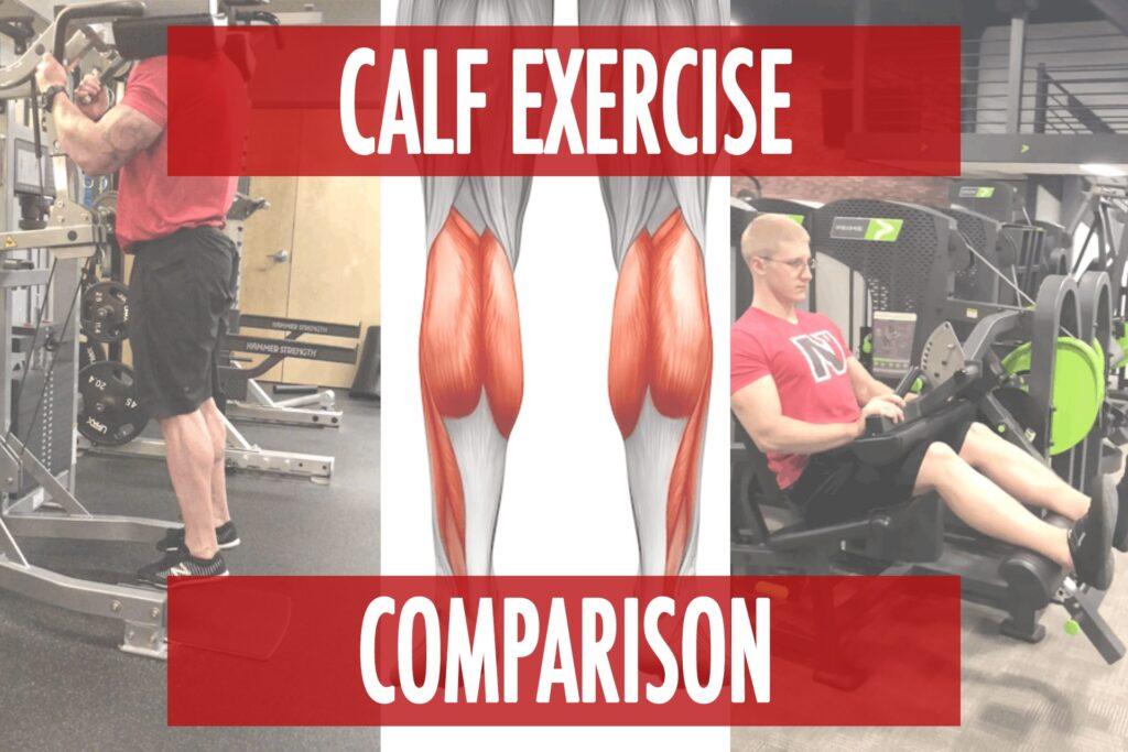 Calf Exercise Comparison