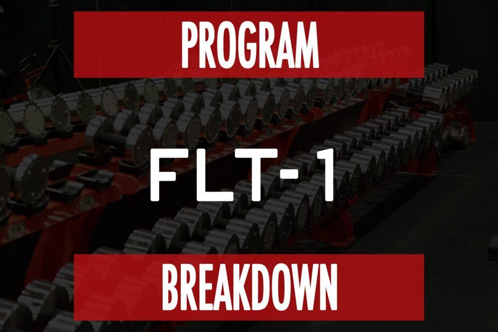 Program Breakdown: FLT-1