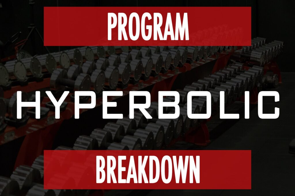 Program Breakdown: Hyperbolic